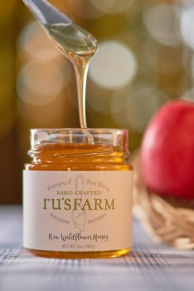 Ru's Farm Wildflower Honey