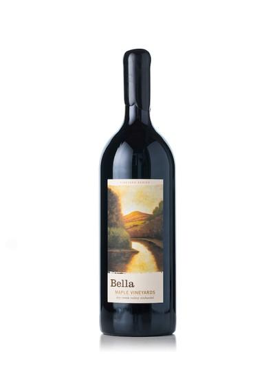 2015 Maple Vineyards zinfandel Magnum