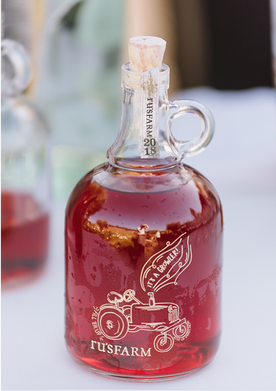 2018 Ru's Farm Rosé Growler