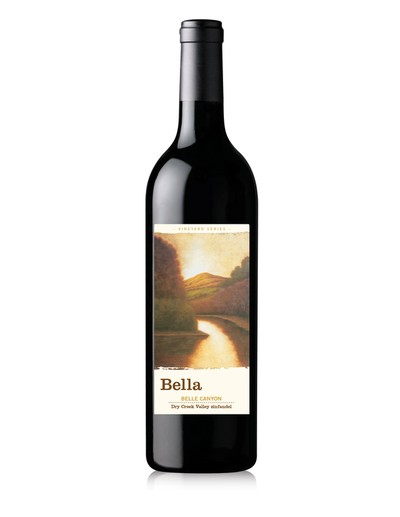 2015 Belle Canyon zinfandel Image
